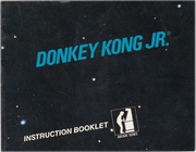 Donkeykongjr manual