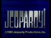 Jeopardy 1985