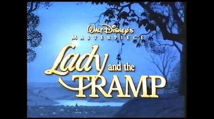 Lady and the Tramp - 1998 VHS Trailer