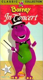 Barneyinconcert 1996