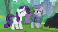 """Rarity """"considering what Pinkie Pie had to give up"""" S6E4"""