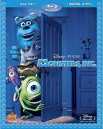 Monstersinc bluray