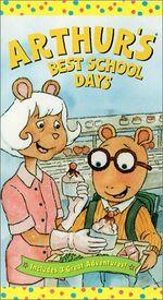 Arthur VHS 30