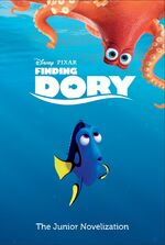 Findingdory book