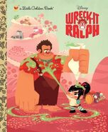 Wreckitralph littlegoldenbook