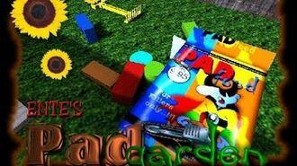 ENTE's PadGarden (PadMap)