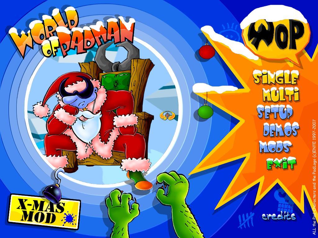 world of padman 1.6