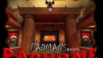 PadMan's PadHome by ENTE (PadMap)