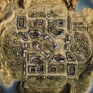 Lost City Map
