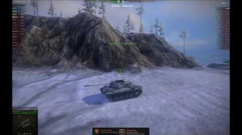 WoT 0.8.8 CT Type 64 footage