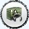 Menu icon radio
