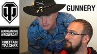 World of Tanks PC - Chieftain Teaches Gunnery