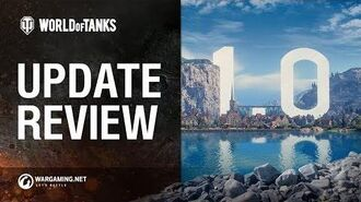 World of Tanks 1.0 Update Review