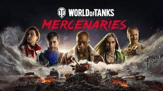 World of Tanks Mercenaries – Official Teaser Trailer