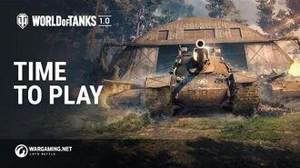World of Tanks 1.0 Trailer
