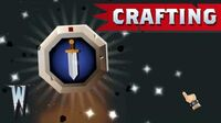 Official World of Warriors Crafting