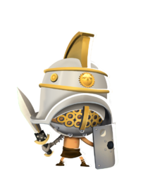 Crixus Gladiator 3