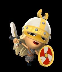 Female Viking 4