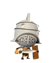 Crixus Gladiator 2
