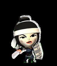 Samurai Female 3