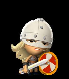 Female Viking 3