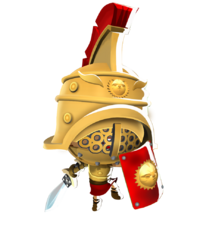 Crixus Gladiator 4