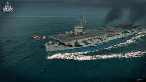 USS Bouge