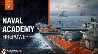Naval Academy Firepower