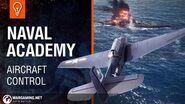Naval Academy - Aircraft Control