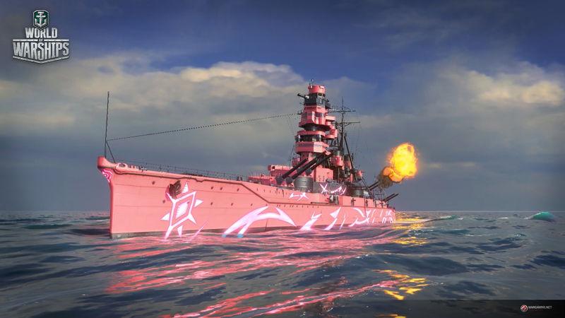 ARP Hiei | World of Warships Wiki | FANDOM powered by Wikia