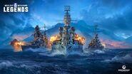 Key Art 2 - World of Warships Legends