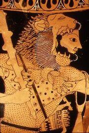 Hercules Vase I