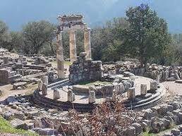 Temple of Delphi
