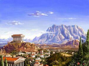 Mt. Olympus I