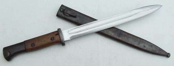 S84 98 Iii Bayonet World War Ii Wiki Fandom Powered By