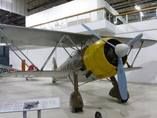 CR.42 RAF Museum