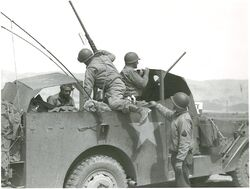 George S. Patton's M3A1 Scout Car, Circa 1943-44