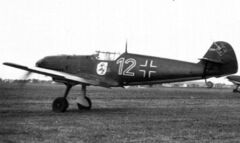 Bf109D in Poland