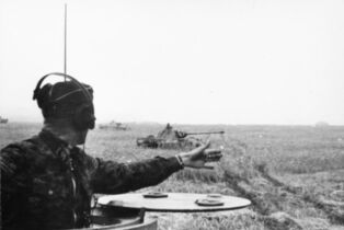 Panzers attached to Großdeutschland, Kursk 1943