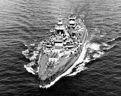 USS Arkansas BB-33