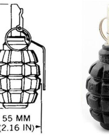 F1 Grenade (Soviet)   World War II Wiki   FANDOM powered by Wikia