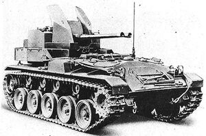 M19 Gun Motor Carriage