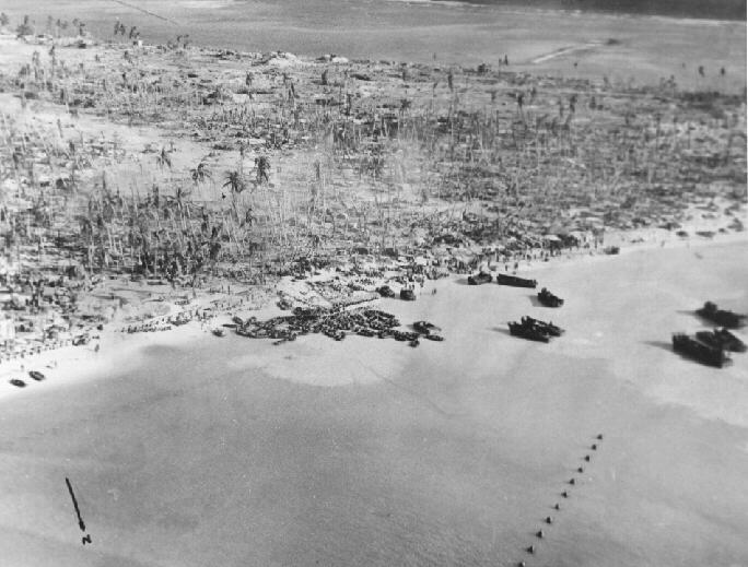 Battle of Tarawa | World War II Wiki | FANDOM powered by Wikia