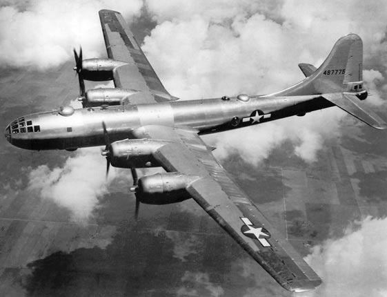 Boeing B-29 Superfortress | World War II Wiki | Fandom