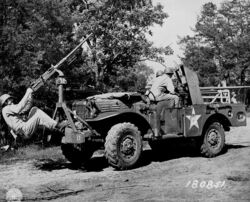 M6 Gun Motor Carriage