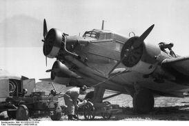Ju 52, Crete 1943