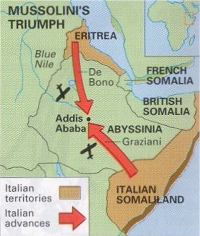 ethiopia and italy history