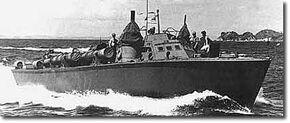 Higgins PT Boat