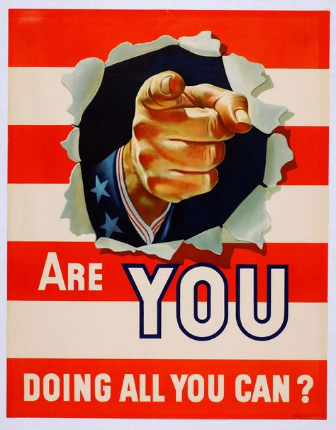 Image result for ww2 do your part poster