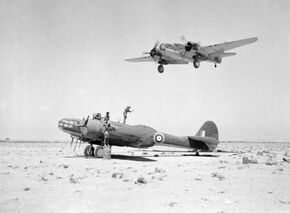 Martin Maryland Mk II, North Africa Circa 1941